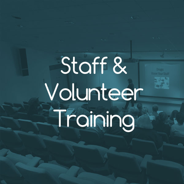 Staff-Volunteer-Training
